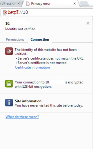 vCenter Operations Manager – SSL Certificate issues | The
