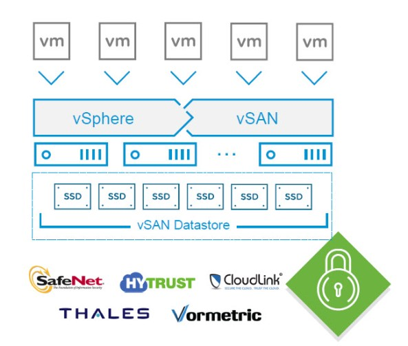 vSAN DARE