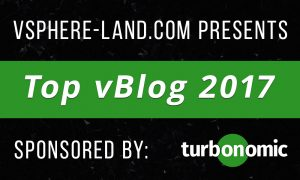 Top vBlog 2017 Full Results