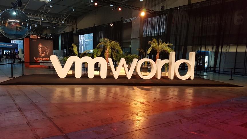 VMworld 2017 Europe WrapUp….