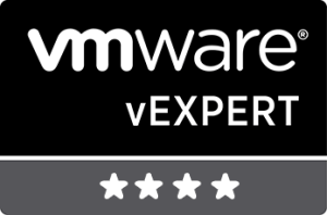 vExpert 2018 AwardAnnouncement