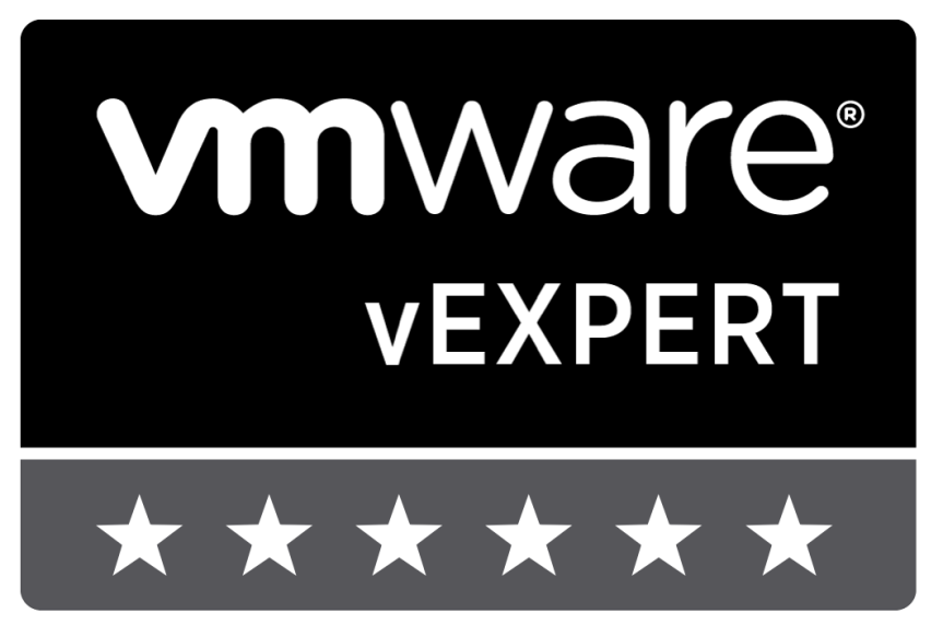 VMware vExpert Community –2020